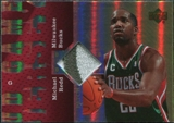 2006/07 Upper Deck UD Reserve Game Patches #MR Michael Redd
