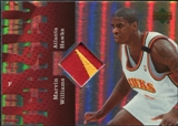 2006/07 Upper Deck UD Reserve Game Patches #MW Marvin Williams