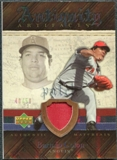 2007 Upper Deck Artifacts Antiquity Artifacts Patch #BC Bartolo Colon /50