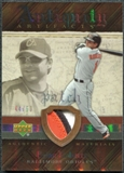 2007 Upper Deck Artifacts Antiquity Artifacts Patch #BR Brian Roberts /50