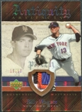 2007 Upper Deck Artifacts Antiquity Artifacts Patch #BW Billy Wagner /50