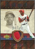 2007 Upper Deck Artifacts Antiquity Artifacts Patch #CF Chone Figgins /50