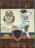 2007 Upper Deck Artifacts Antiquity Artifacts Patch #OR Magglio Ordonez /50