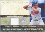 2007 Upper Deck Artifacts Divisional Artifacts #AJ Andruw Jones /199
