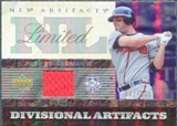 2007 Upper Deck Artifacts Divisional Artifacts Limited #JF Jeff Francoeur /130