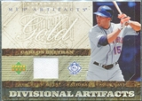 2007 Upper Deck Artifacts Divisional Artifacts Gold #BE Carlos Beltran