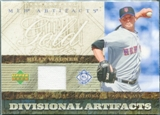 2007 Upper Deck Artifacts Divisional Artifacts Gold #BW Billy Wagner