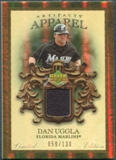 2007 Upper Deck Artifacts MLB Apparel Limited #DU Dan Uggla /130