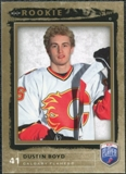 2006/07 Upper Deck Be A Player #204 Dustin Boyd RC /999