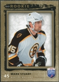 2006/07 Upper Deck Be A Player #210 Mark Stuart RC /999