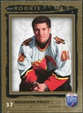 2006/07 Upper Deck Be A Player #243 Brandon Prust RC /999