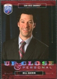 2006/07 Upper Deck Be A Player Up Close and Personal #UC7 Bill Guerin /999