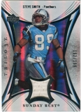 2007 Upper Deck Trilogy Sunday Best Jersey Silver #SS Steve Smith /199