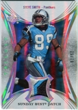 2007 Upper Deck Trilogy Sunday Best Jersey Patch #SS Steve Smith /79