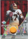 2007 Upper Deck Trilogy Supernova Swatches Patch #JC Jason Campbell /79