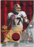 2007 Upper Deck Trilogy Supernova Swatches Patch Hologold #JC Jason Campbell /33