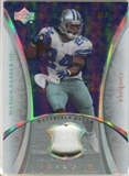 2007 Upper Deck Trilogy Materials Patch #MB Marion Barber /79