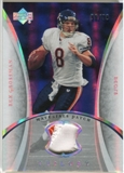 2007 Upper Deck Trilogy Materials Patch #RG Rex Grossman /79
