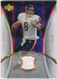 2007 Upper Deck Trilogy Materials Patch Hologold #RG Rex Grossman /33