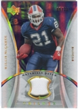 2007 Upper Deck Trilogy Materials Patch Hologold #WM Willis McGahee /33