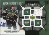 2007/08 Upper Deck Black Diamond Jerseys #BDJMO Brenden Morrow