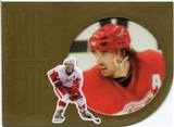 2007/08 Upper Deck Black Diamond Run for the Cup #CUP8 Henrik Zetterberg