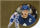 2007/08 Upper Deck Black Diamond Run for the Cup #CUP19 Mats Sundin