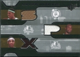 2007/08 Upper Deck SPx Winning Materials Triples #PAG Paul Pierce Al Jefferson Gerald Green