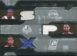 2007/08 Upper Deck SPx Winning Materials Triples #WDG Ben Wallace Luol Deng Ben Gordon