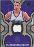 2007/08 Upper Deck SPx Flashback Fabrics #MB Mike Bibby