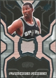 2007/08 Upper Deck SPx Flashback Fabrics #MF Michael Finley