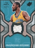 2007/08 Upper Deck SPx Flashback Fabrics #TC Tyson Chandler