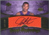 2007/08 Upper Deck Sweet Shot #96 Javaris Crittenton RC Autograph /299