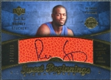 2007/08 Upper Deck Sweet Shot #106 Rodney Stuckey RC Autograph /699