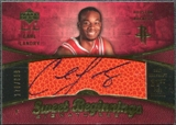2007/08 Upper Deck Sweet Shot #111 Carl Landry Autograph /699