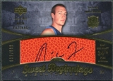 2007/08 Upper Deck Sweet Shot #114 Nick Fazekas Autograph /699