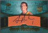 2007/08 Upper Deck Sweet Shot #119 Adam Haluska Autograph /699