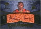 2007/08 Upper Deck Sweet Shot #122 Stephane Lasme RC Autograph /699