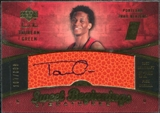 2007/08 Upper Deck Sweet Shot #125 Taurean Green Autograph /699