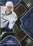 2007/08 Upper Deck SPx #200 Matt Smaby RC Jersey /1599