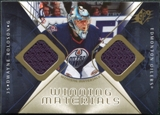2007/08 Upper Deck SPx Winning Materials #WMDR Dwayne Roloson