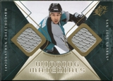 2007/08 Upper Deck SPx Winning Materials #WMJC Jonathan Cheechoo
