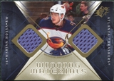 2007/08 Upper Deck SPx Winning Materials #WMMH Marian Hossa