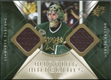 2007/08 Upper Deck SPx Winning Materials #WMMT Marty Turco