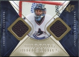 2007/08 Upper Deck SPx Winning Materials #WMRL Roberto Luongo