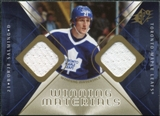 2007/08 Upper Deck SPx Winning Materials #WMSA Borje Salming