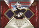 2007/08 Upper Deck SPx Winning Materials #WMTV Tomas Vokoun