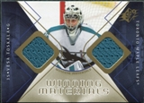 2007/08 Upper Deck SPx Winning Materials #WMVT Vesa Toskala
