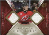 2007/08 Upper Deck SPx Winning Materials #WMZP Zach Parise