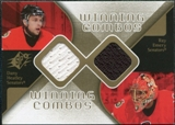 2007/08 Upper Deck SPx Winning Combos #WCHE Dany Heatley Ray Emery